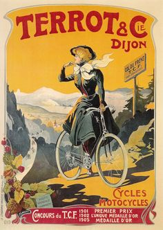 retro bicycle advertisement - Google Search
