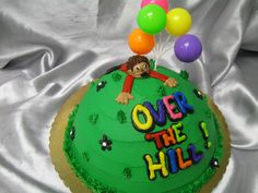 Over the hill cake Lol Thinking Im going to make this for my
