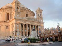 Mosta en Malta