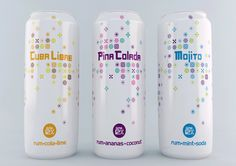 energy drink can design - Google Search