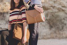 Our aim is to create timeless pieces that match your different Outfits.  Ann Kurz: Wir lieben es zeitlose Stücke zu kreieren, die zu jedem Style und Lebensstil passen!