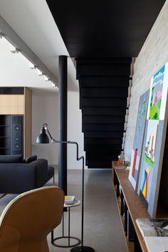 The Y Duplex Penthouse by Pitsou Kedem Architects