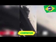 HELICÓPTERO da PM/RJ ABATIDO na CIDADE de DEUS - 4 TRIPULANTES MORTOS