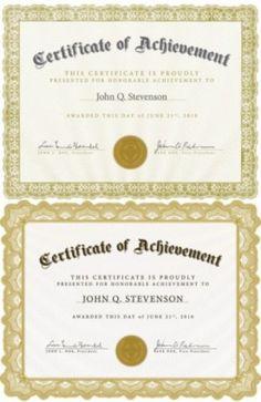 free vector misc beautiful certificate template