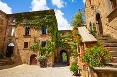 Civita di Bagnoregio is one of Italy's most suggestive Medieval villages