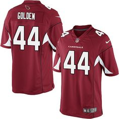 Limited Markus Golden Youth Jersey - Arizona Cardinals 44 Home Red Nike NFL