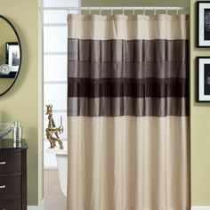 """Welcome Industrial Antoinette Shower Curtain  Linens n things, polyester, $39.98, 72""""x72"""""""