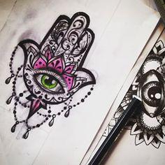 tatuajes de manos de fatima - Buscar con Google