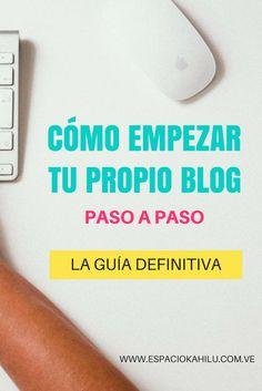 como empezar un blog | como empezar un negocio online | como vender con un blog | emprender con un blog| marketing digital | emprender online | instagram | facebook | trafico web