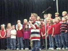 "Young Boy Singing ""God Bless The USA"" ~ ♥♥ ~ http://youtu.be/QAe8j-4IJKM"