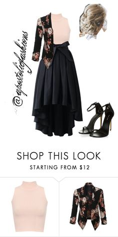 """""""Apostolic Fashions #1700"""" by apostolicfashions ❤ liked on Polyvore featuring WearAll and LE3NO"""