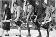 African American flappers 1920S - Google Search