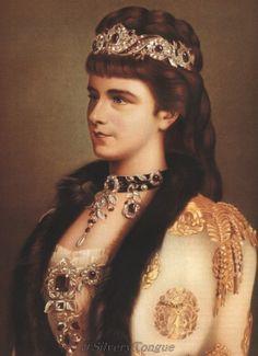 Kaiserin Elisabeth von Österreich, Sisi.