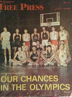 Mail - archer1017@hotmail.com Olympic Basketball, Manila, Olympics, History, Retro, Movie Posters, Historia, Film Poster, Retro Illustration
