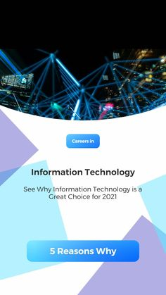 See why Information Technology Career is a great career for 2021. Get information on education, training, and resources for a career in Information Technology. Technology Careers, Information And Communications Technology, Career Help, Career Advice, Interview Techniques, Job Hunting Tips, Best Careers, Resume Tips, Private Sector