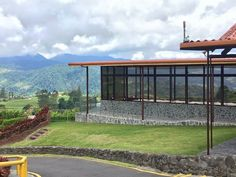 Nuestro nuevo Balcón al aire libre...  Los esperamos todos los días de 6:30am a 7:00pm  #BocaditoDelCielo #ParaisoNatural
