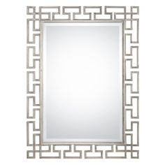 Uttermost Agata Wall Mirror - 33.25W x 45.25H in. | from hayneedle.com