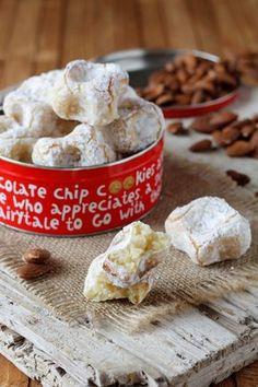 Sicilian Recipes, Best Italian Recipes, Italian Desserts, Almond Paste Cookies, Cookie Recipes, Dessert Recipes, Biscuits, Biscotti Cookies, Friend Recipe