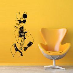 Wall decal decor decals art sticker fashion by DecorWallDecals, $28.99