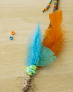 Make a Native American Talking Stick Activity