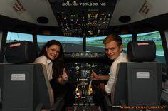 unser Boeing 737-800 Simulator
