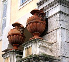 Rome, Trastrevere, Photo by Sonja Kalb