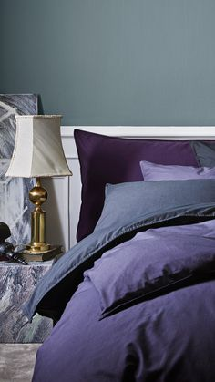 Romantic, scandi-cool or sophisticated — how will you decorate your bedroom this season?   H&M Home