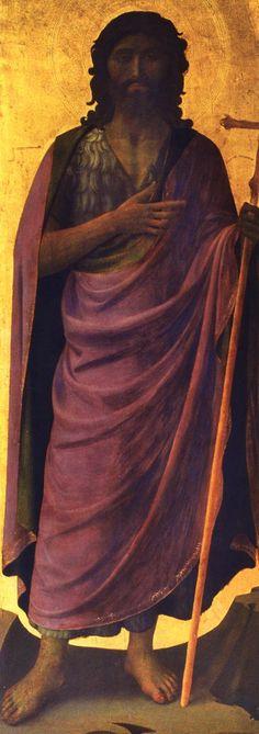 Fra Angelico , St. John?