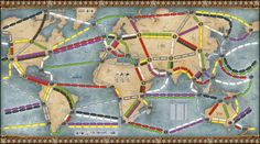 Ticket to Ride: Rails & Sails | Image | BoardGameGeek