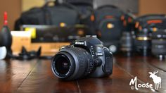 Moose's Favorite Lenses, Gear & Accessories for the Nikon D5100
