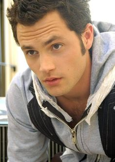 Penn Badgley. I am in love with this man.
