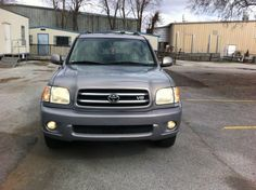 Get used 2002 Toyota Sequoia 4dr Limited only at $6,500.