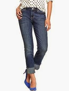 Love these Mavi Sonja Boyfriend jeans!  So cute!