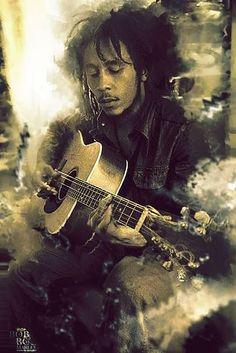 Las guerras seguirán mientras el color de la piel siga siendo más importante que el de los ojos. Bob Marley.