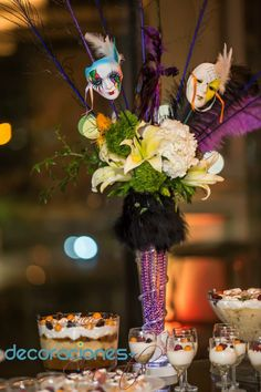 Decoraci n carnaval on pinterest quinceanera decorations - Decoracion de carnaval ...