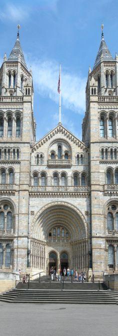 Natural History Museum - London   England