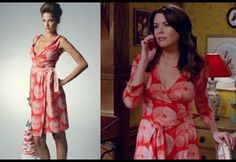 Creator/Designer: Diane von Furstenberg Item: Justin Wrap Dress in Sundial
