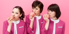 Hot pink cabin crew uniforms unveiled by Peach - Japan's first budget airline