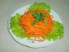 Морковка по-корейски: необычный рецепт - Кулинарные рецепты от Веселого Жирафа