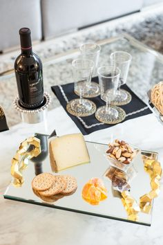 Host a Winter Wine and Cheese Pairing - Fashionable Hostess | Fashionable Hostess