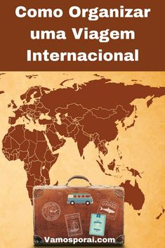 Procurando dicas de como organizar uma viagem para o exterior? Passagens, hotéis, transporte, moeda e muito mais! #DicasdeViagens #DicadeViagens #Planejamentodeviagem