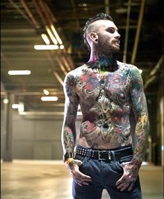 Super Intense and Sexy Tattoos - Socialphy