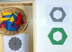 Montessori Maths Trays