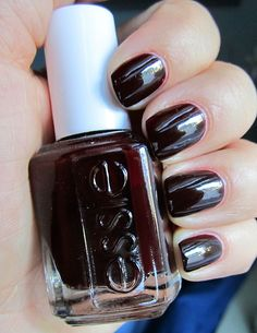 Essie Wicked... my go-to nail color