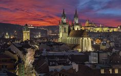 My dreamed Prague by Carlos Luque on 500px
