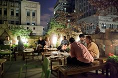 Rooftop Bars  Open-Air Bars Serving Summer Cocktails in Manhattan - NYTimes.com