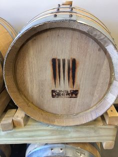 Used 10 gallon whiskey barrel - $150  Great for barrel aging beer