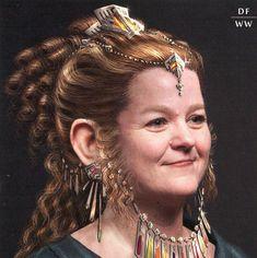 the hobbit fili kili Tolkien Thorin dwarf women weta workshop