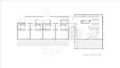 Image 13 of 20 from gallery of Swift House / WMR Arquitectos. Floor Plan