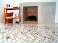 New Hydraulic Tiles - http://decoracionconreformas.es/vuelven-los-baldosas-hidraulicas/